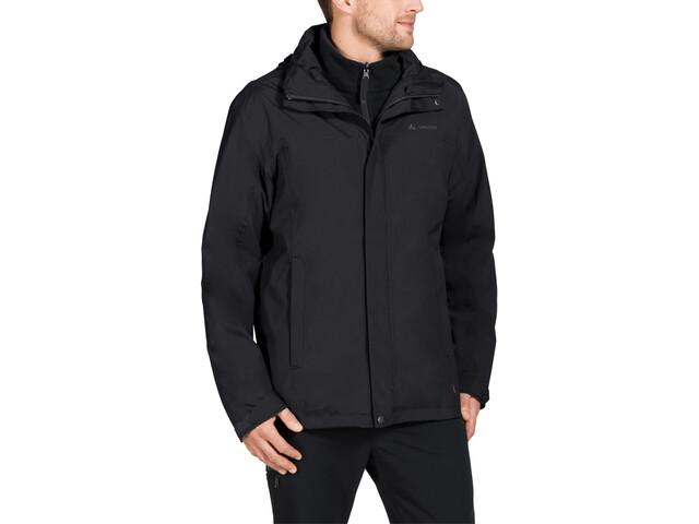 90b4aacc5070 VAUDE Kintail III 3in1 Jacket Men black   campz.de